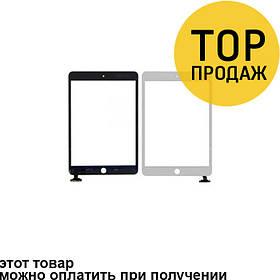 Сенсорный экран для планшета Apple Ipad 2, черный, AAA (с кнопкой и скотчем)