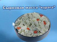 Сырковая масса с курагой от Харьковского молочного завода