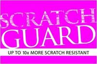 Технология Scratch Guard — лучшая защита от микроцарапин!