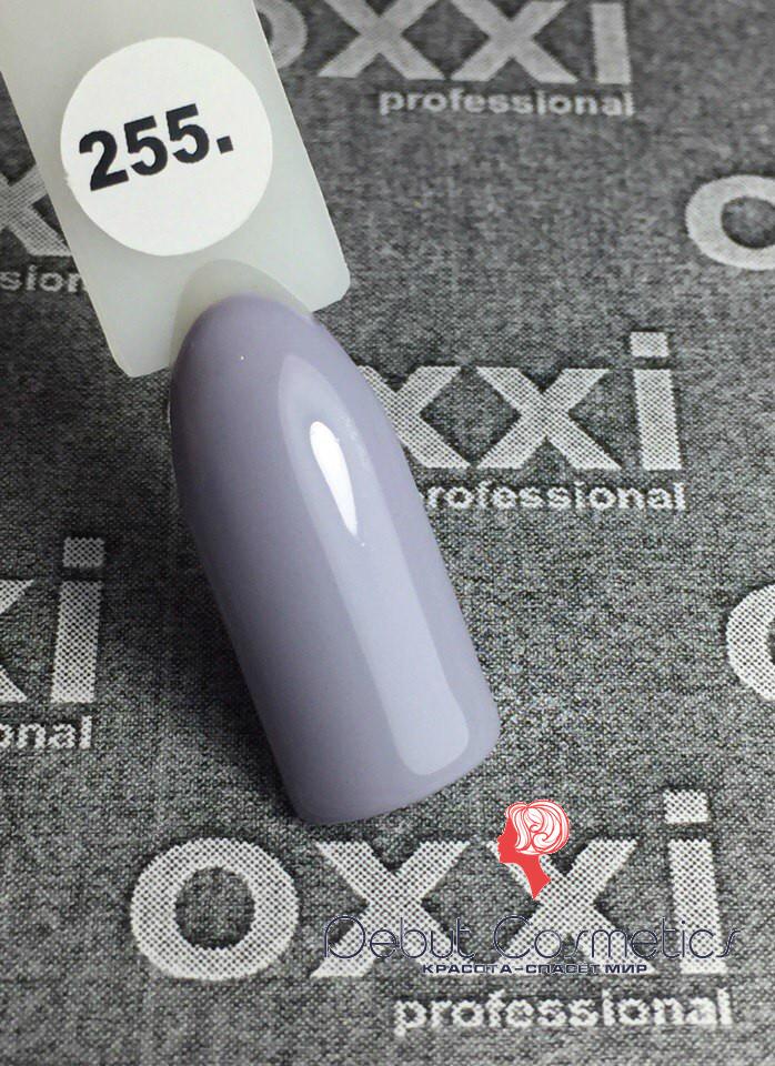 Гель-лак Oxxi 255 8 мл