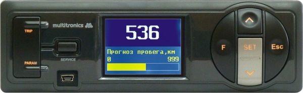 MULTITRONICS CL550