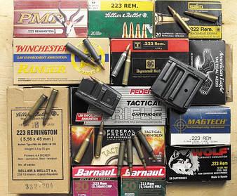 .223 Remington: гражданская карьера