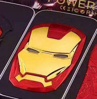 Портативный аккумулятор Power Bank Iron man 12000 mAh