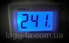 Вольтметр для розетки DM55-1, фото 3