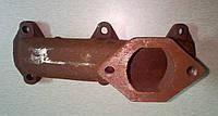 Коллектор выпускной  КМ385ВТ 2 болта