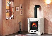 Е904K 9,5 кВт - Печь на дровах Piazzetta Италия, фото 1