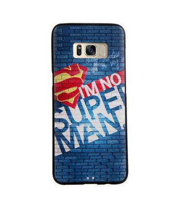 Чохол накладка з картинкою для Samsung Galaxy S8 Plus G955 Superman