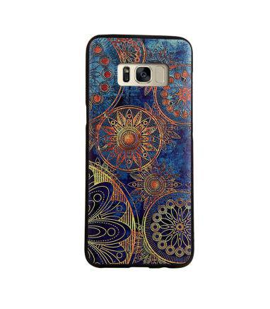 Чохол накладка з картинкою для Samsung Galaxy S8 Plus G955 Кола вінтаж