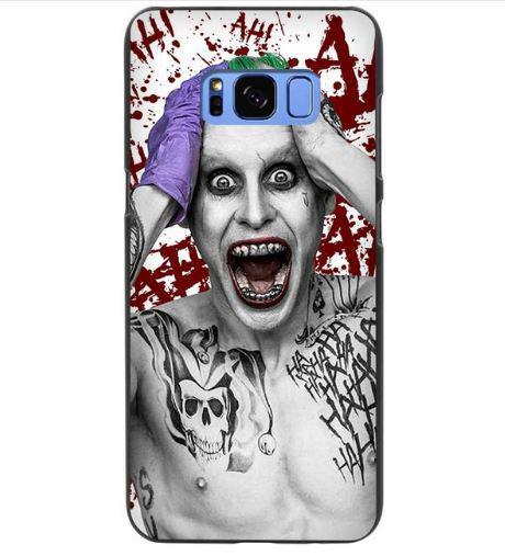Чехол накладка с картинкой для Samsung Galaxy S8 Plus G955 Джокер