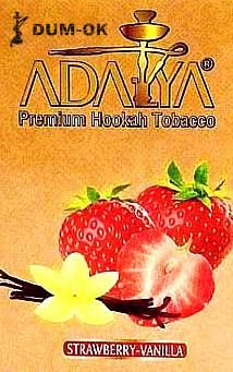 "Adalya Strawberry-Vanilla (Клубника-Ваниль)  50 грамм - ""Dumok Ochakov"" в Николаевской области"