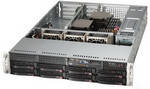 Supermicro Server System 2U SATA Black (SYS-6028R-TR)