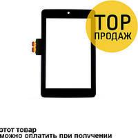 Сенсорный экран для планшета Asus Nexus 7 (1st gen. 2012)/ME370T, черный, ORIG