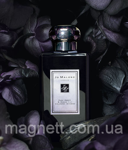 Тестер Jo Malone Dark Amber & Ginger Lilia 100ml