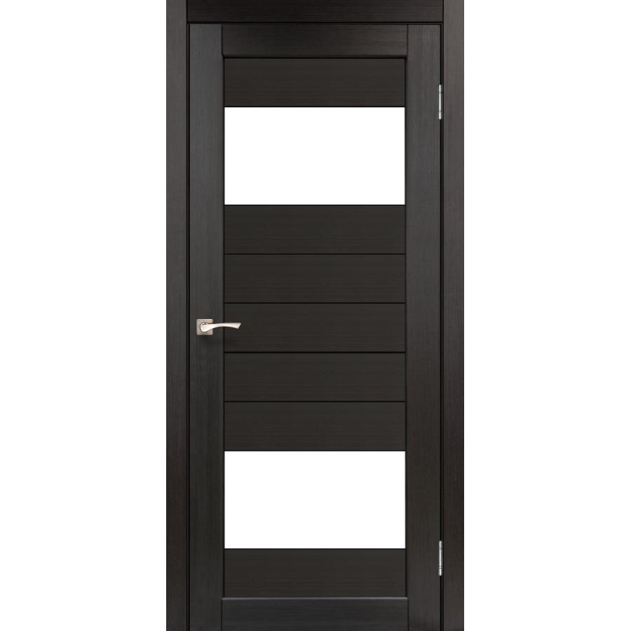 Межкомнатные двери Korfad PR-09 (4 варианта цвета)