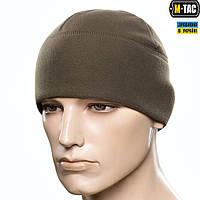 Шапка флісова WATCH CAP 260G Dark Olive M-TAC