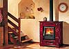 Е903K  9,5 кВт - Печь на дровах Piazzetta Италия