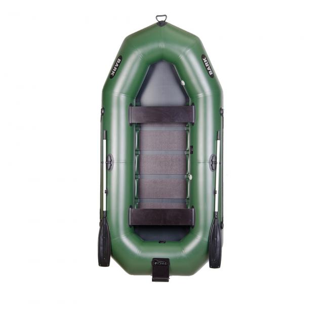 Достойная гребная надувная лодка Bark B-300N трехместная. Отличное качество. Доступно. Код: КГ3058