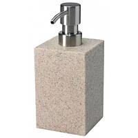 Дозатор для жидкого мыла Bisk Sand 01593