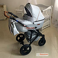Детская коляска 2 в 1 Broco Capri Textile