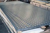 Алюминиевый рифленый лист Квинтет для авто тюнинга и декорирования