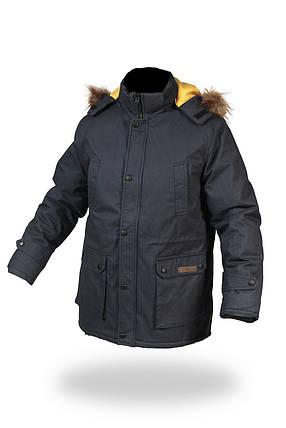 Куртка мужская Alpine Crown ACPJ 170204 парка зимняя, фото 2