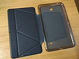 Чехол книжка iMAX Samsung T230 T231 Galaxy Tab 4 7.0, фото 5