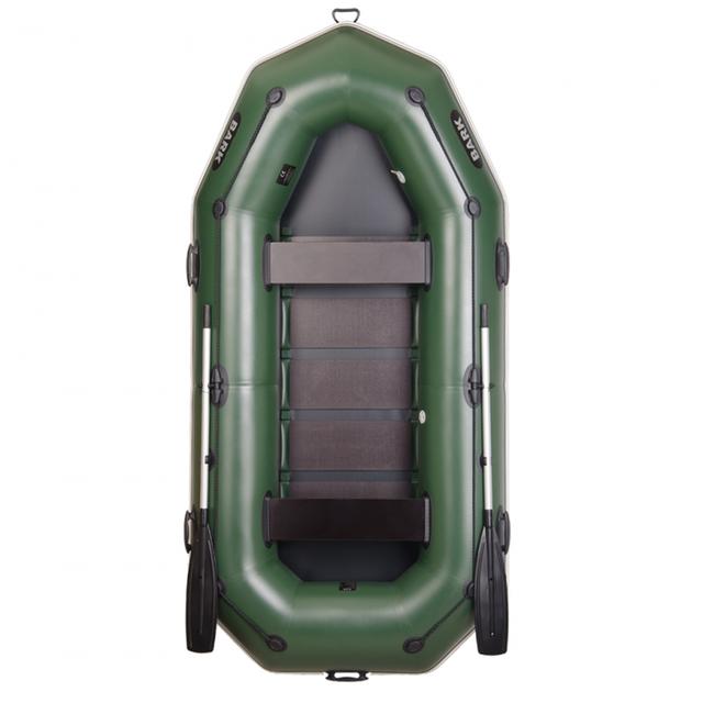 Вместительная надувная лодка Bark (Барк) B-300P трехместная. Отличное качество. Доступная цена. Код: КГ3059