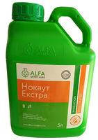 Инсектицид Нокаут Экстра ALFA Smart Agro - 5 л, фото 2