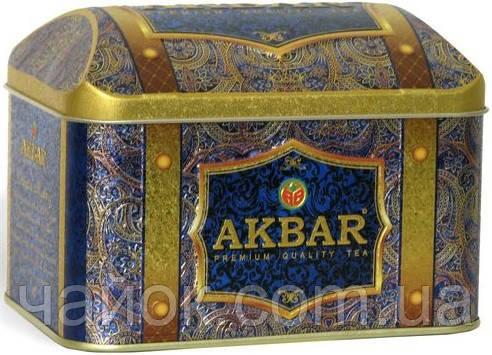 Чай Акbаr Orient Mystery 250 гр.сундук