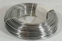 Алюминиевая проволока катанка  круглая прямоугольная твердая мягкая Ат и АМ, фото 1