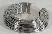 Алюминиевая проволока катанка  круглая прямоугольная твердая мягкая Ат и АМ