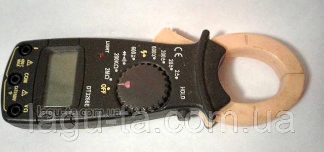 Мультиметр с измерением переменного тока ( клещи ), фото 2