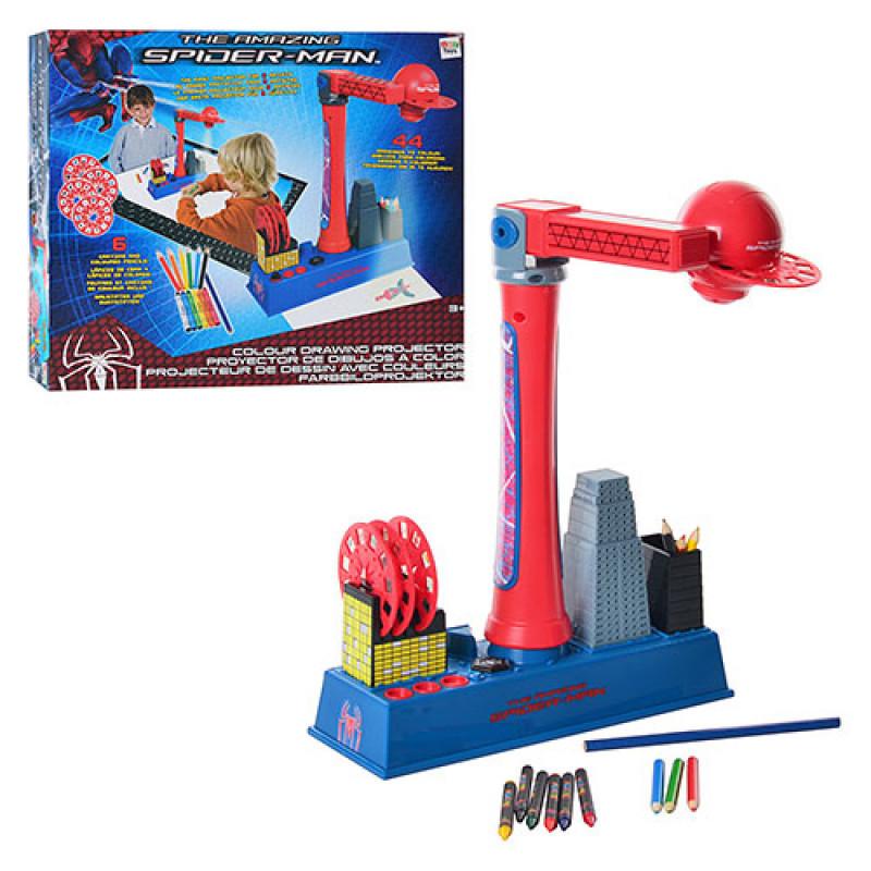 Проектор для рисования Spiderman (550681)