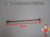 Импульсная трубка польской автоматики Каре длиной 18 см, фото 1