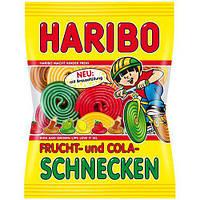 Haribo Bunte Schnecken 175 g