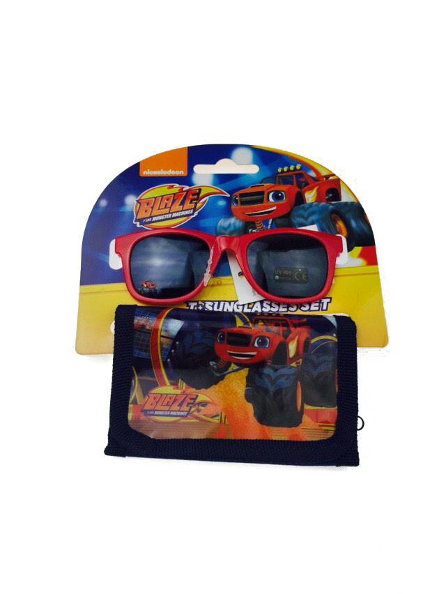 Очки+Кошелек для мальчика - «Skye» - магазин ярких впечатлений для всей  семьи 37b5d2de39e