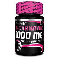 Жиросжигатель Biotech L-Carnitine 1000 mg (30 tabs)