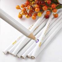 Карандаш для дизайна ногтей Белый