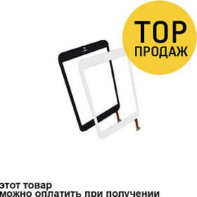 Сенсорный экран для планшета Fly Flylife Connect 7 3G 2, черный