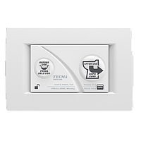Контрольная панель от унитаза Tecma Premium