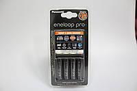 Зарядное устройство АА/ААА Panasonic Smart & Quick Charger BQ-CC55E + Eneloop 4AA 2500mAh