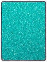 Кольоровий наповнювач епоксидних стяжок PolyFill UniQuartz EP M2.0/RAL 6027, міш. 25 кг. Цветной наполнитель.