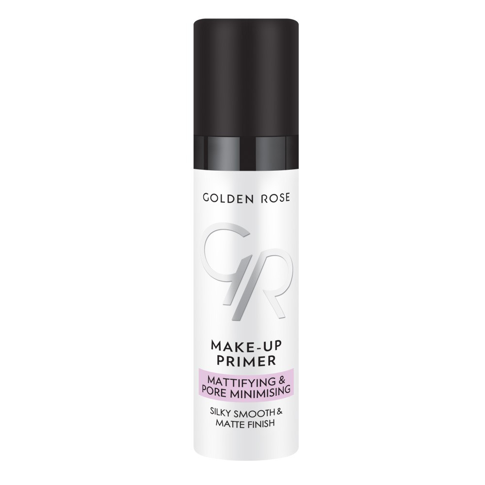 Праймер для лица Golden Rose Make-Up Primer Mattifying & Pore Minimising