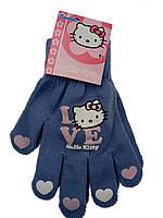 Качественные перчатки на девочку
