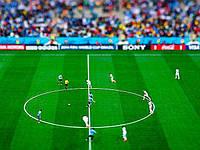 Мини футбольное поле
