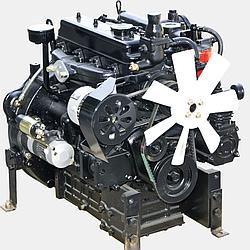 Двигатель Кентавр 4L22BT тракторный
