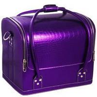 Сумка мастера бьюти-кейс Фиолетовый