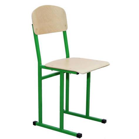 Детский стул на полозьях на квадратной трубе, № 6, фото 2