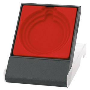 Футляр для медали пластиковый с прозрачной крышкой