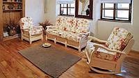 Диван и кресло Roma Crem, Румыния.